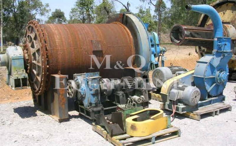 1600 x 2500 / Lih Shan / Ball Mill