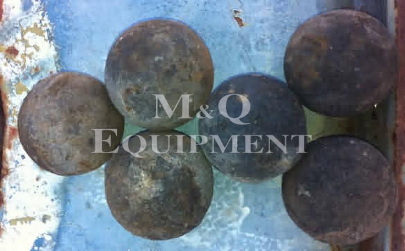 40mm / Magotteaux / Ball Mill Balls