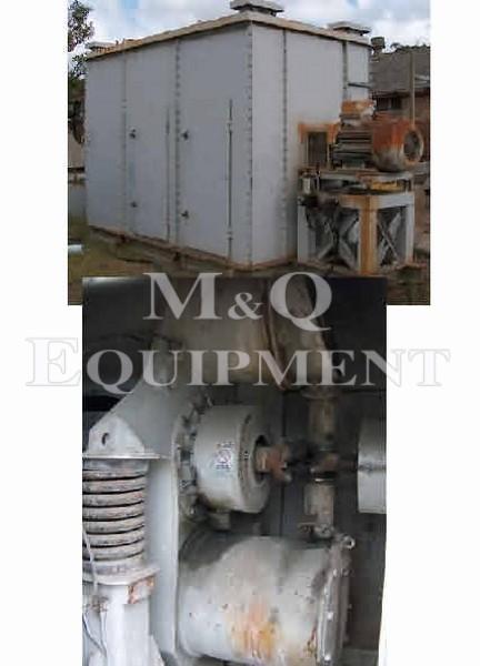 90 KW / Yaskawa / Vibro Mill