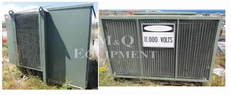 2000 KVA / Wilson / Kiosk Transformer