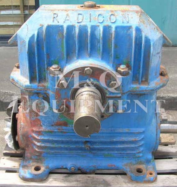 """14"""" / Radicon / Gear Box"""