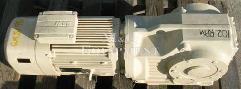 4 KW / Sew / Gear Motor