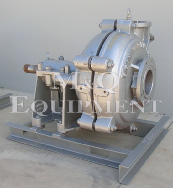8 x 6 EAH / Warman / Slurry Pump