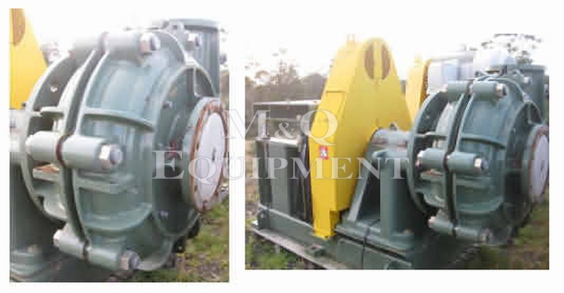 10 x 8 FAH / Warman / Slurry Pump
