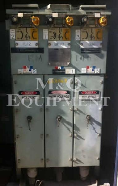 630 AMP / ABB / Ring Main Unit