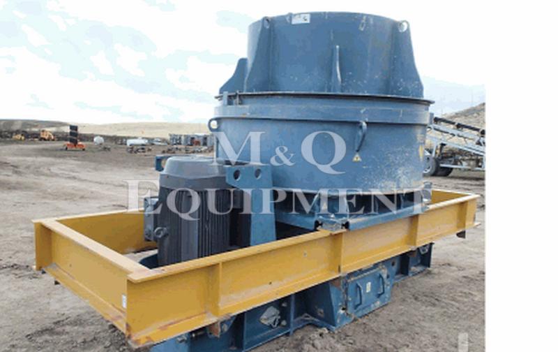 8100 / Metso Barmac / Vertical Shaft Impactor