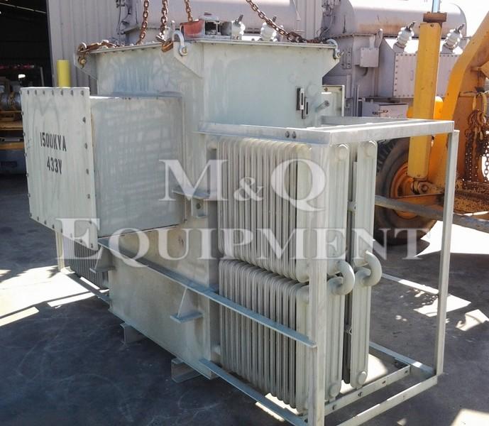 1500 KVA / Tyree / Transformer