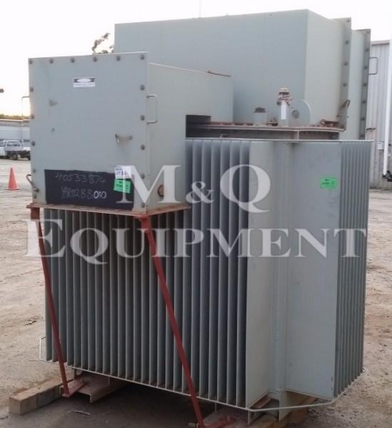 2000 KVA / ABB / Transformer