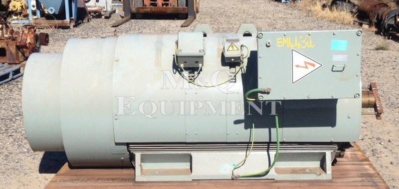 750 KW / TOSHIBA / Electric Motor