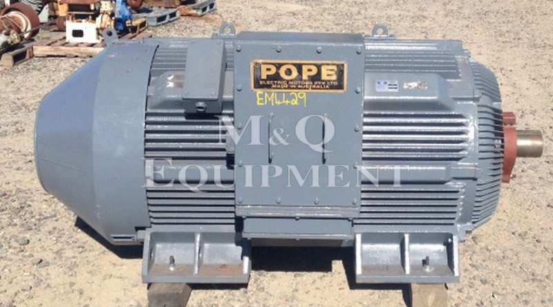 750 KW / POPE / Electric Motor
