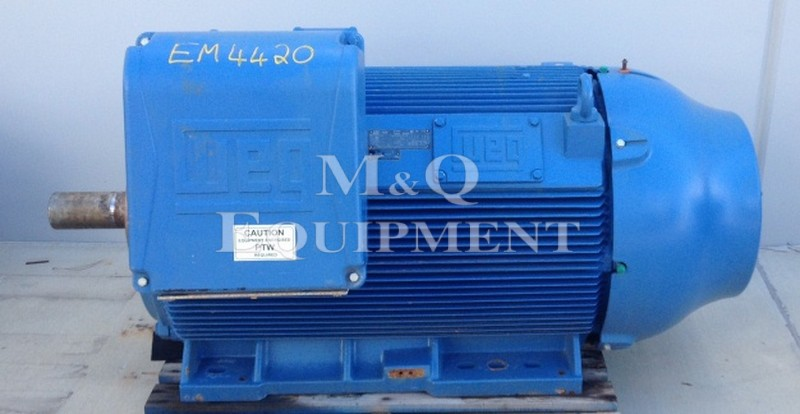 315 KW / WEG / Electric Motor