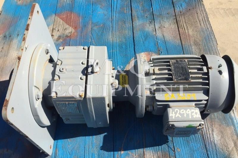 1.5 KW / Mixtec / Gear Motor