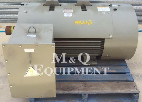 250 KW / Toshiba / Electric Motor