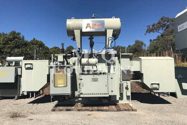 15,000 KVA / ABB / Transformer