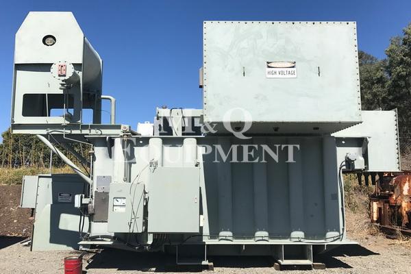 15,000 KVA / Alstom / Transformer