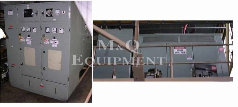 1500 KVA / ABB / Transformer