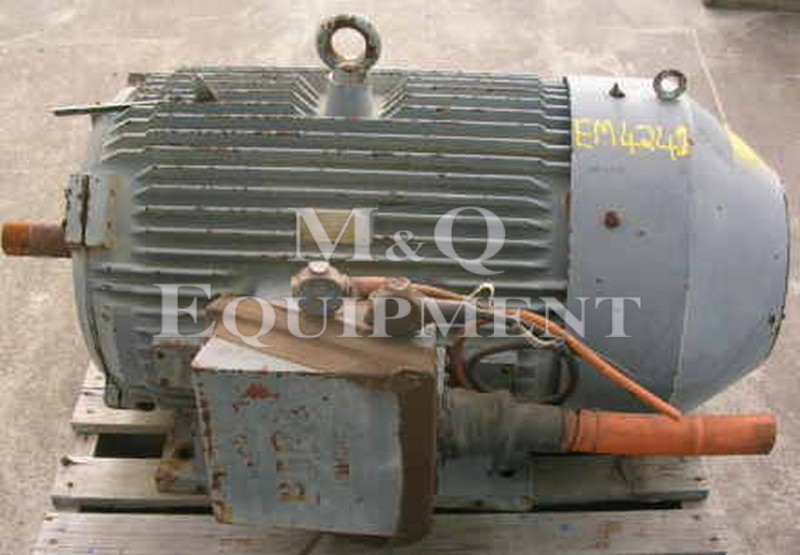 132 KW / POPE / Electric Motor