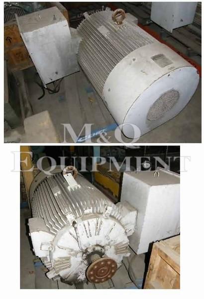 200 KW / TOSHIBA / Electric Motor