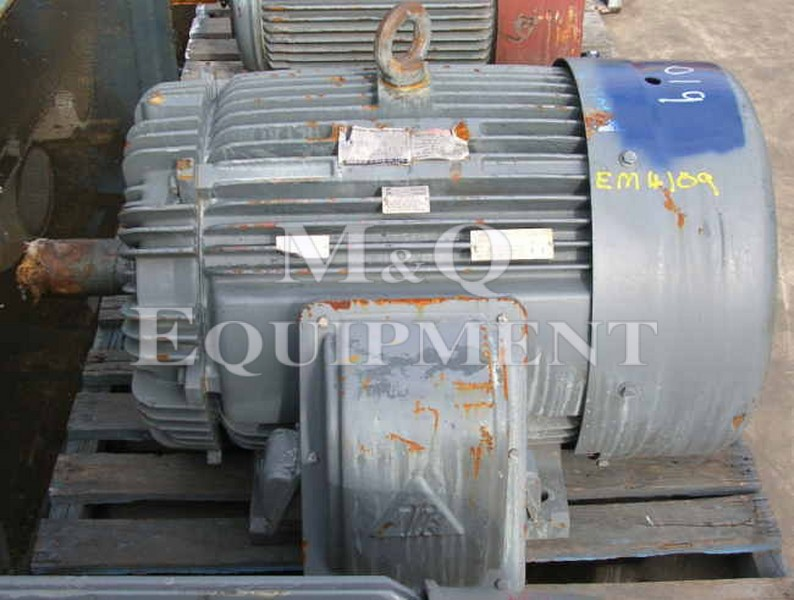132 KW / TECO / Electric Motor