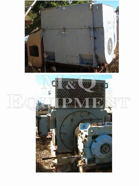 450 KW / TECO / Electric Motor