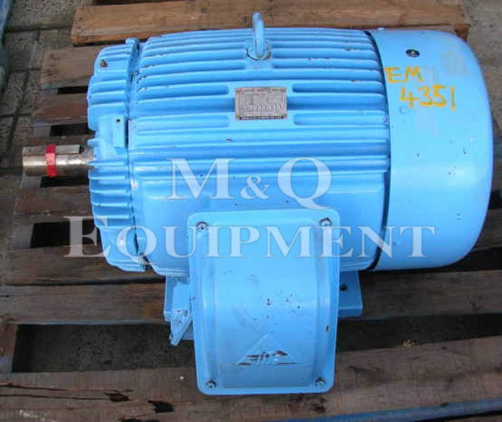 30 KW / TECO / Electric Motor