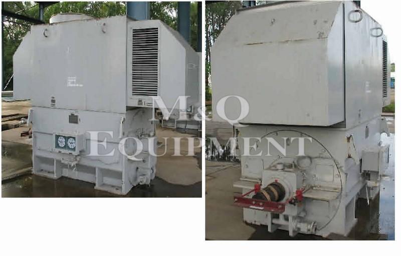1400 KW / TOSHIBA / Electric Motor