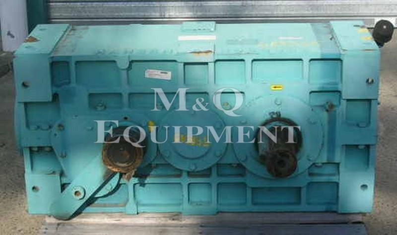 78 KW / Hansen / Gear Box