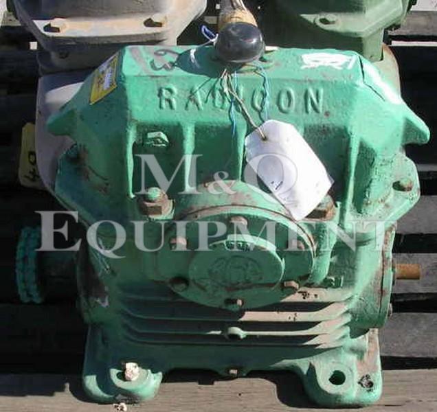 """8"""" / Radicon / Gear Box"""